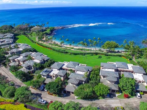 The Coconut Grove at Kapalua Bay