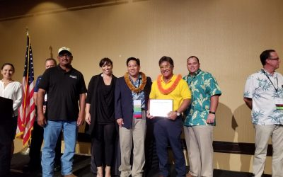 Commercial Roofing Receives ASSP Excellence in Safety Award